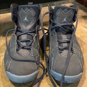 Jordan's basketball shoes